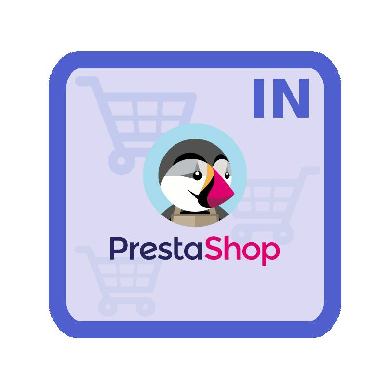 "Shop PrestaShop ""IN"""