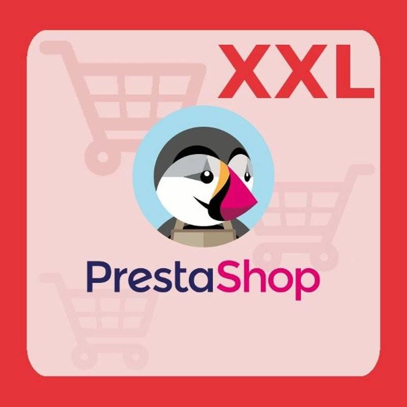 "Sklep PrestaShop ""XXL"""