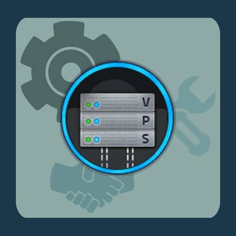 Installation und Konfiguration VPS Server