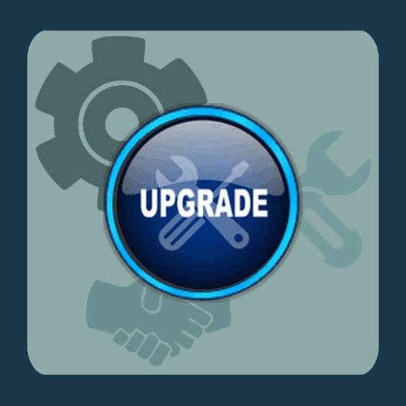 Upgrade PrestaShop