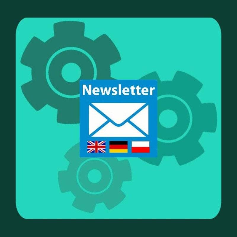 """Modul PrestaShop """"Block Newsletter - Abonnenten Sprachen"""""""