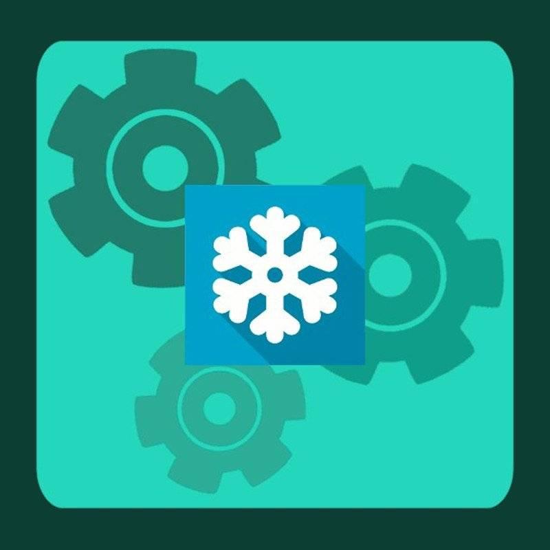 "Module PrestaShop ""Snow Falling"""